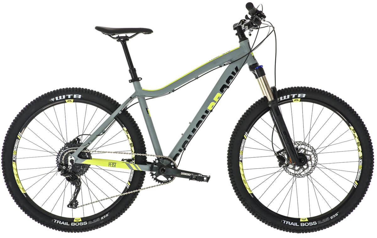 Diamondback HEIST 2 Trail Mountain Bike Review