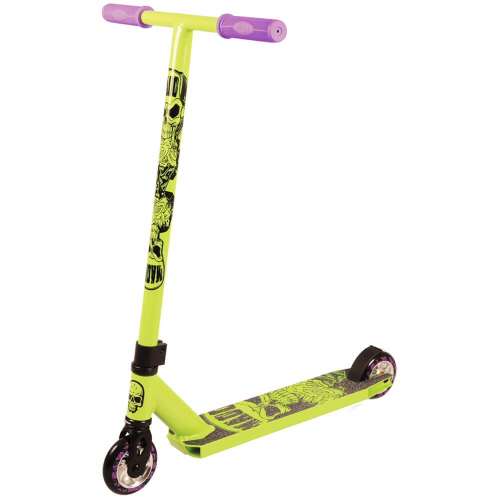 Madd Gear Extreme Lime Kids Scooter