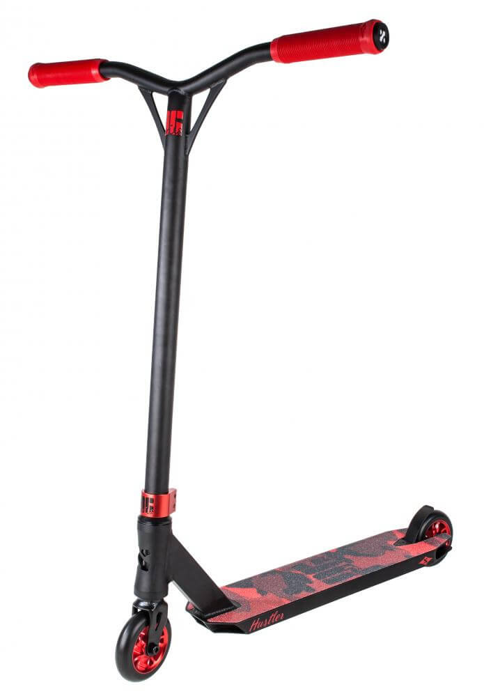 Sacrifice OG Hustler Black / Red Scooter