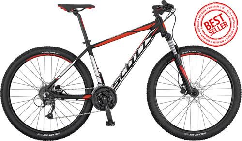 Scott Aspect 950 Mountain Bike Review Black / Anthracite