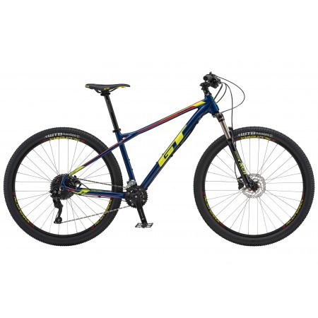 GT Avalanche Elite Mountain Bike 2018