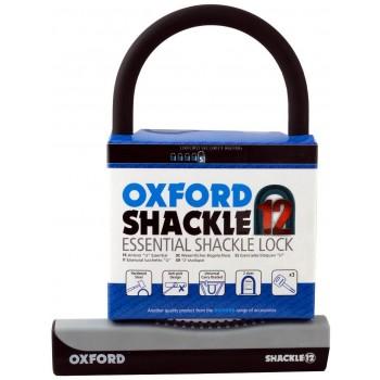 Oxford Shackle 12 Bike D Lock