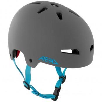 Rekd Elite Multi Sport Helmet Grey Blue