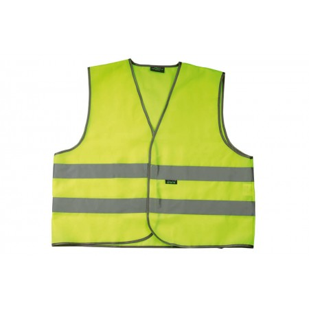 Wowow High Reflective Yellow Adult Safety Gilet