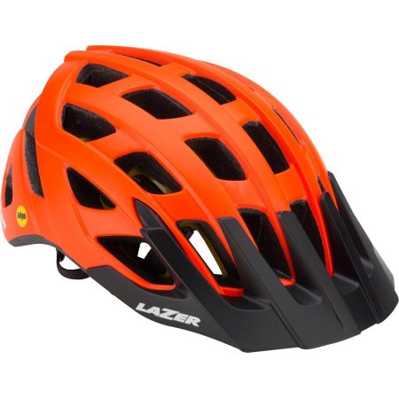 Lazer Roller helmet - Matt Flash Orange
