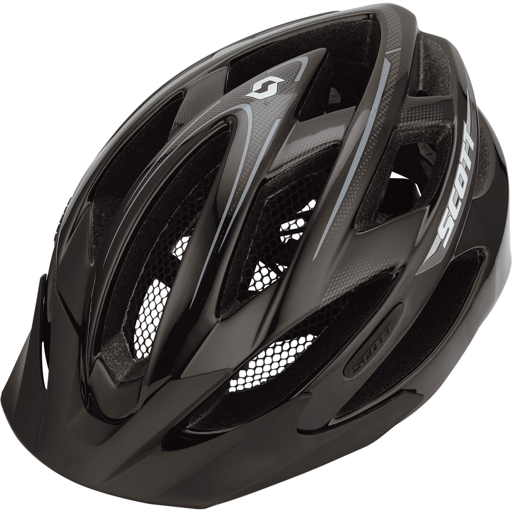 Scott WATU Black Helmet